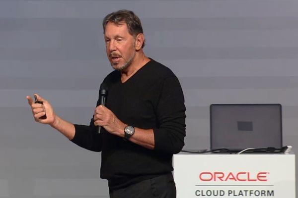 Oracle уходит в облако
