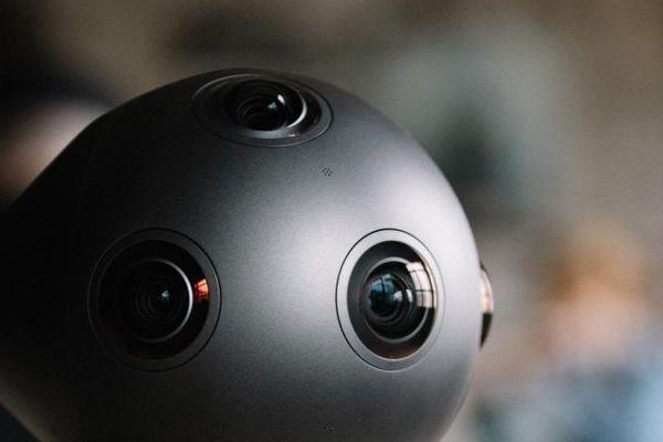 Nokia выпускает сферическую камеру виртуальной реальности