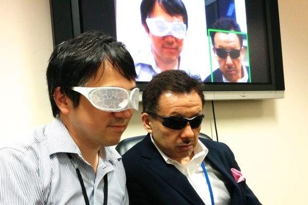 Очки Privacy Visor «ослепляют» системы распознавания лиц