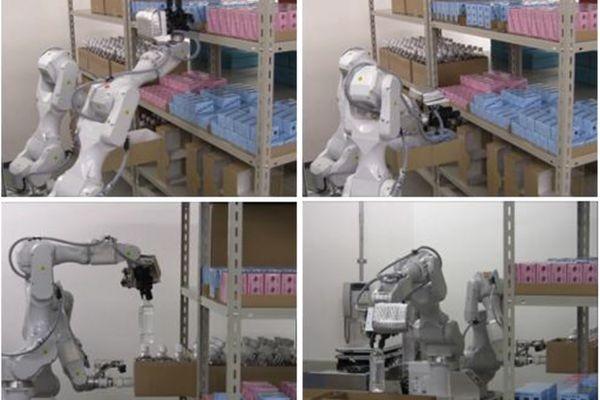 На складах Hitachi отгружать заказы для онлайн-покупателей будут роботы