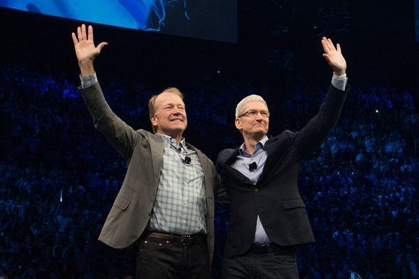 Для чего заключена сделка между Apple и Cisco?