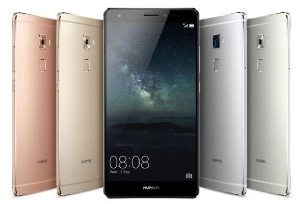 IFA 2015: Экран фаблета Huawei Mate S чувствителен к силе нажатия