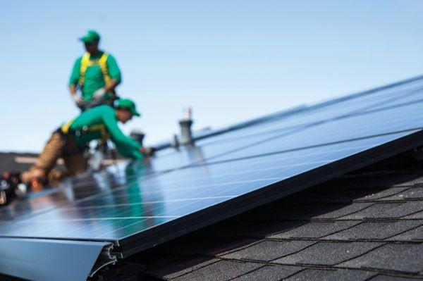 SolarCity создает самую мощную в мире солнечную панель