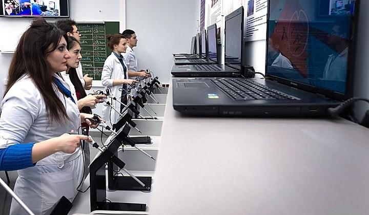 В больнице имени С.П. Боткина открылся симуляционный центр