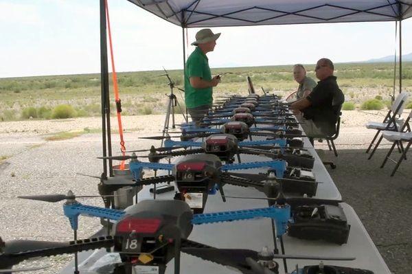 В США оценили возможность военного применения коммерчески доступных дронов