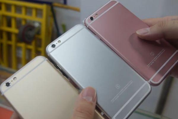 В Китае «клонировали» iPhone 6S, удешевив его в 17 раз