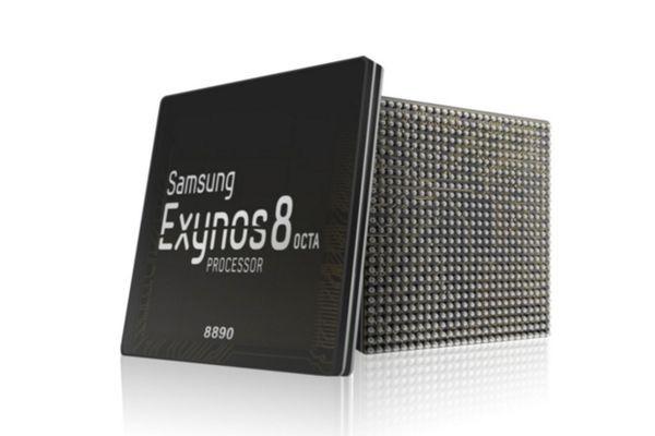Samsung представляет однокристальную систему Exynos 8 Octa 8890