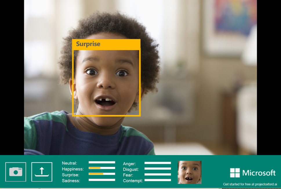Microsoft учится понимать чувства пользователей