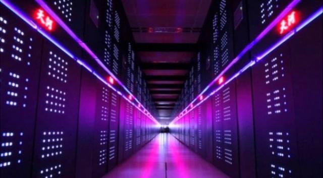 Десятка самых могущественных компьютеров мира