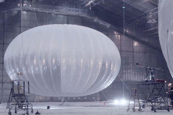 Воздушные шары Project Loon продержались в полете три месяца
