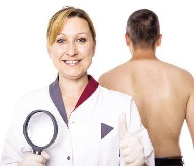 Особенности клинической картины течения демодекоза