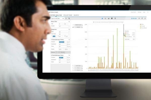 SAP переключается на персонализированную медицину