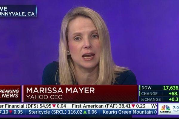 Разворот Yahoo: отчуждается все, кроме Alibaba