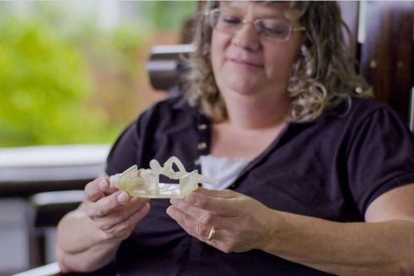 3D-принтер «копирует» сосуды пациента