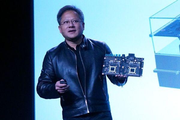 CES: Nvidia — от автомобилей до суперкомпьютеров