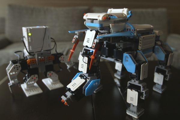 CES: Ubtech выпускает конструктор для сборки робота