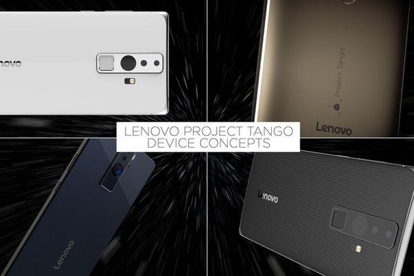 CES: Lenovo и Google создадут «проницательный» смартфон