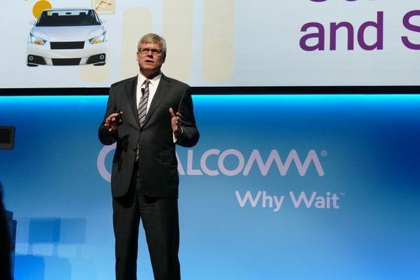 CES: Qualcomm анонсирует чип для автомобилей — вместо чипа для смартфонов