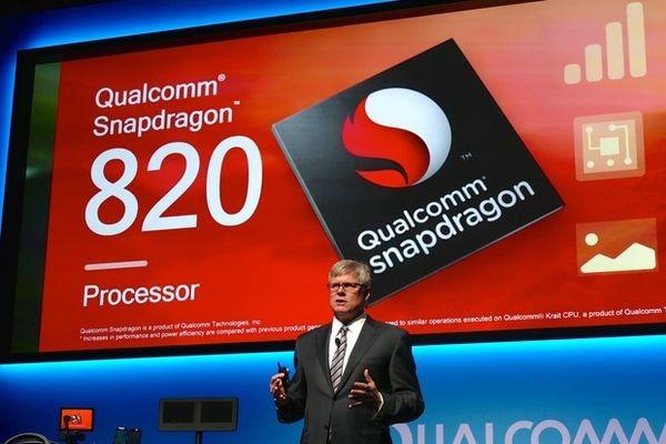 Samsung наладит выпуск процессоров Qualcomm