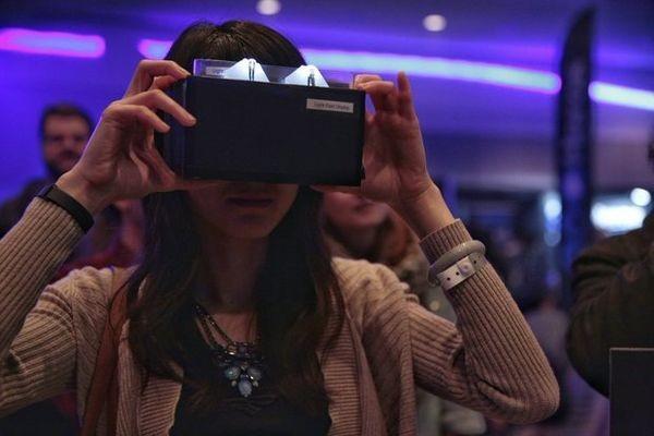 Nvidia и AMD анонсируют «секретные» разработки на мероприятии по виртуальной реальности