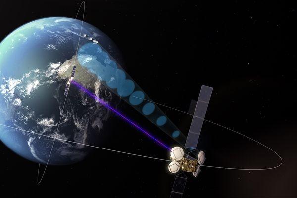 Евросоюз выводит на орбиту систему космической лазерной связи