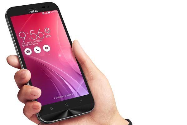 ZenFone Zoom — «камерный» смартфон