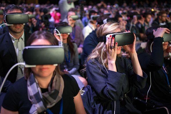 MWC: Марк Цукерберг о будущем Facebook