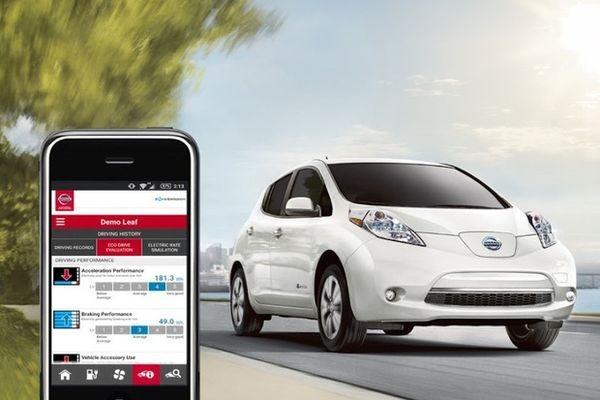 Небезопасное приложение для связи с Nissan Leaf отключили