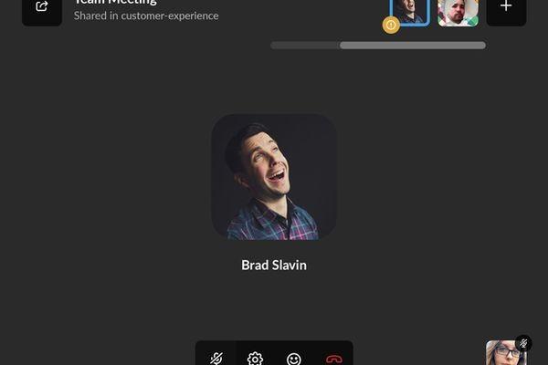 В сервисе совместной работы Slack появились голосовые звонки
