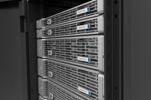 Cisco выходит на рынок гиперконвергентных систем