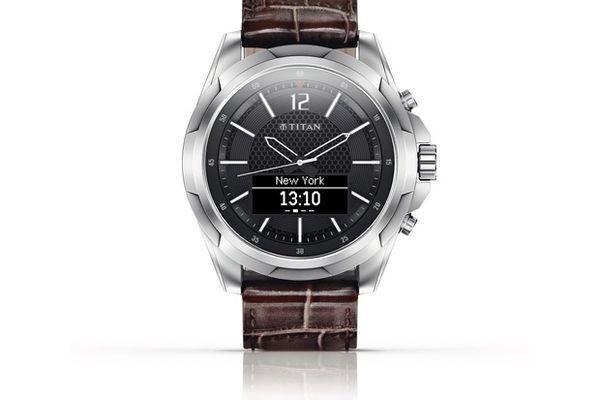 «Спроектировано в HP»: Titan предлагает часы, основанные на технологиях ИТ-гиганта