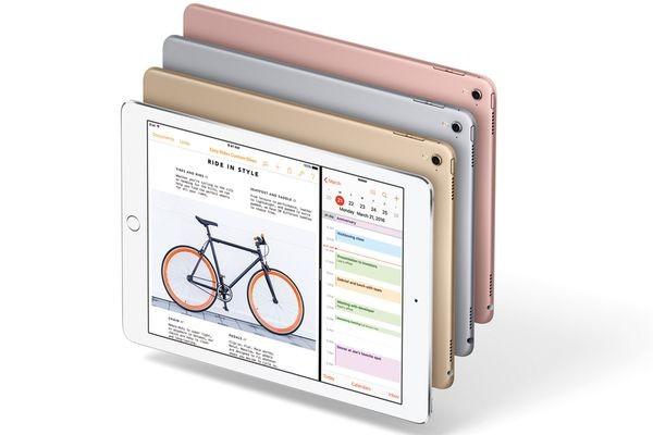 Новый iPad Pro имеет экран 9,7 дюйма, поддерживает перо и оснащен камерой на 12 мегапикселов