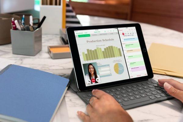 Apple рекламирует новый iPad Pro как замену компьютера с Windows