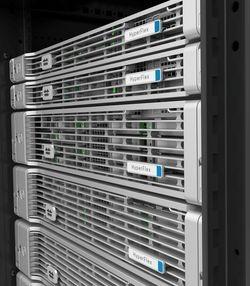 Гиперконвергентные устремления Cisco