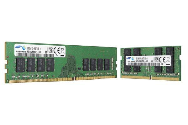 В Samsung ускорили память DDR4 в 1,3 раза, начав выпускать ее по технологии на 10 нм