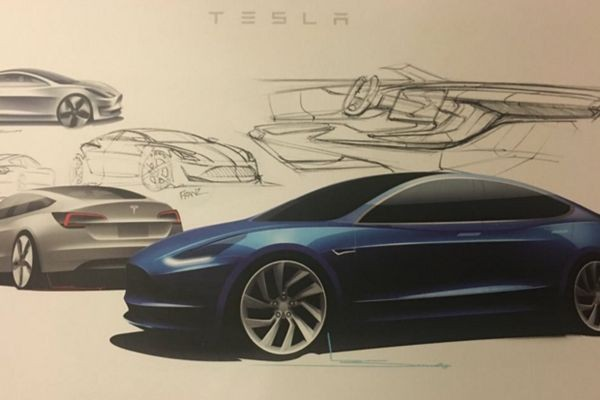 Tesla Model 3: «айфон» автомобильной отрасли