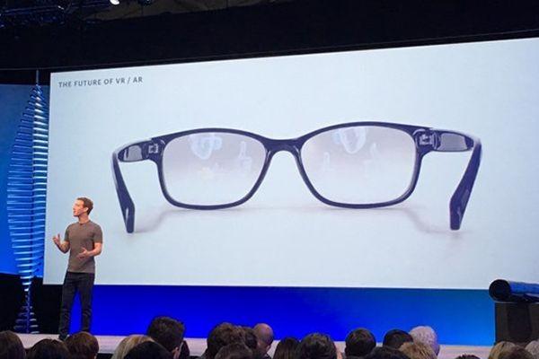 Марк Цукерберг: очки виртуальной реальности будут выглядеть как обычные