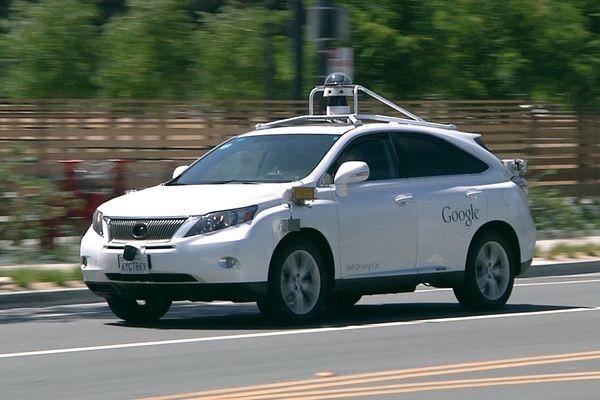 Google, Uber и Lyft объединились в лобби по продвижению автомобилей-роботов