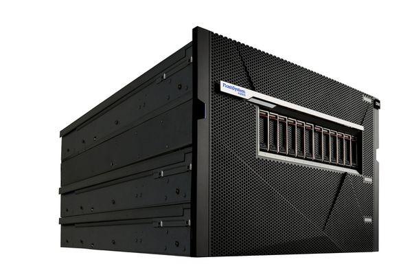 IBM выпускает флеш-хранилище для когнитивных вычислений
