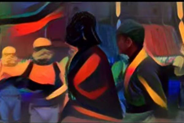 Нейросеть стилизует любое видео под «нарисованное» знаменитыми художниками