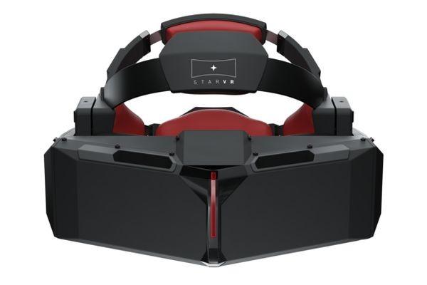 Acer и Starbreeze обсуждают выпуск шлема виртуальной реальности StarVR