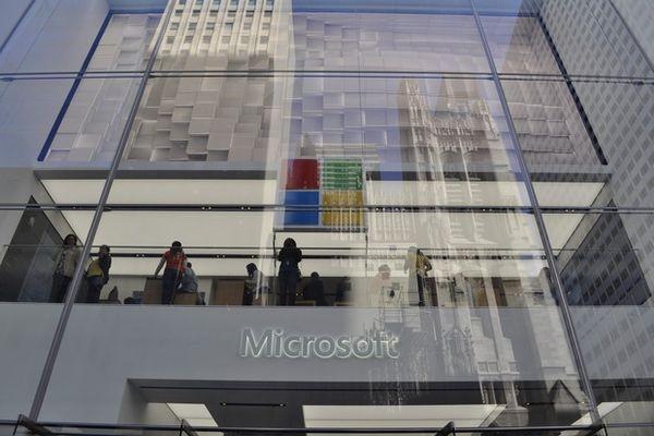 Microsoft просит Великобританию не уходить из ЕС