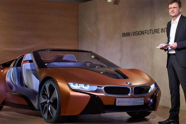 Мир подключенных автомобилей глазами BMW
