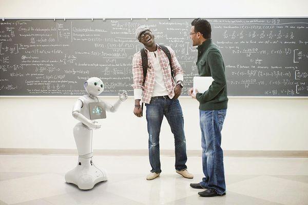 Ваш следующий начальник будет роботом?