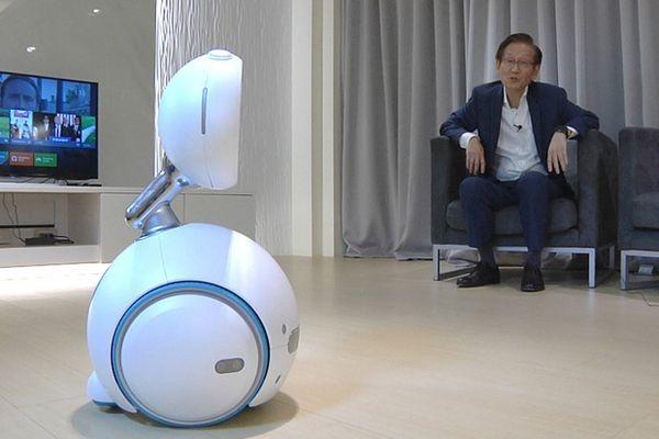 Джонни Ши о роботе Zenbo