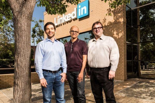 Microsoft выложит за LinkedIn более 26 миллиардов долларов