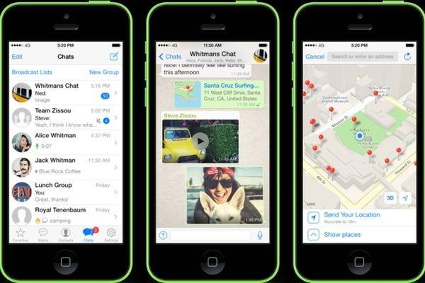 WhatsApp планирует передать номера телефонов пользователей фейсбук
