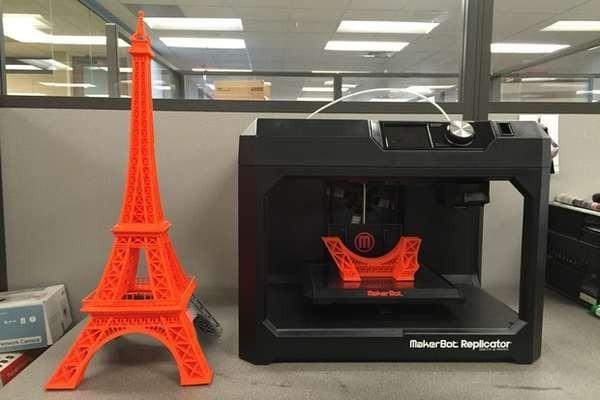 К 2020-ому рынок 3D принтеров вырастет в15 раз
