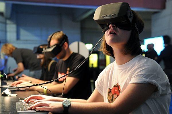 Виртуальная реальность в 2017 году: основные тенденции