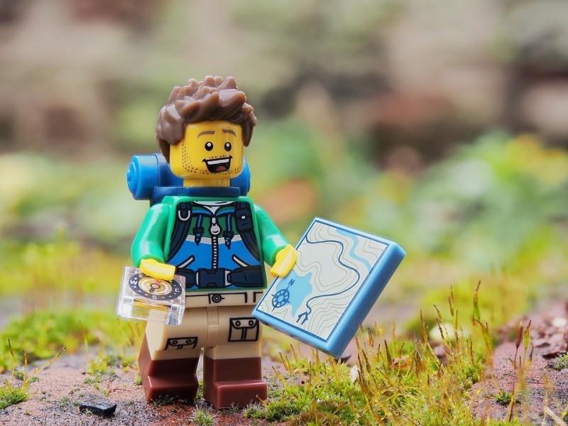 Компания Lego запустила детскую социальную сеть Lego Life